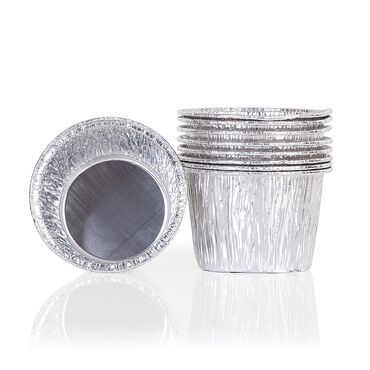 Salon Services Mini Aluminium Foil Cups - Pack of 20