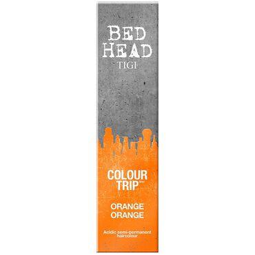 TIGI Bed Head Colour Trip Semi-Permanent Hair Colour - Orange 90ml