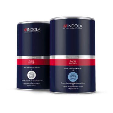 Indola Rapid Blonde Bleach - Blue 450g