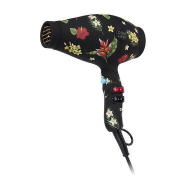 Diva Edit  Fleur  Dynamica 3500 Hair Dryer Tropical Burst