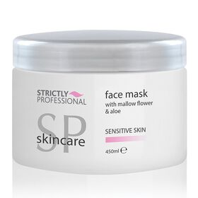 Strictly Professional Sensitive Facial Mask 450ml