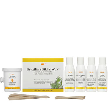 GiGi Brazilian Bikini Wax Kit