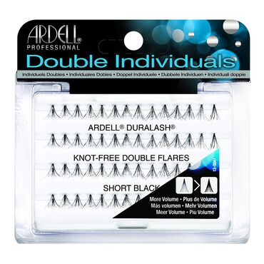 Ardell Double Individual Lashes -- Short