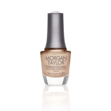 Morgan Taylor Nail Lacquer - Bronzed & Beautiful 15ml