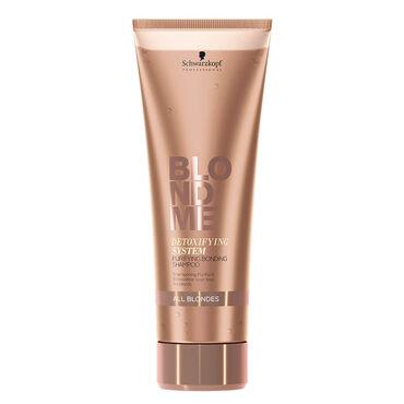 Schwarzkopf Professional Blondme Detox System Purifying Shampoo 250ml