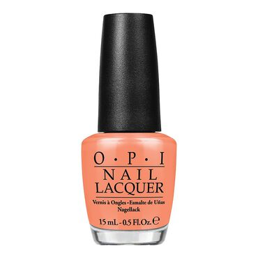OPI Nail Lacquer Hawaii Collection - Is Mai Tai Crooked? 15ml