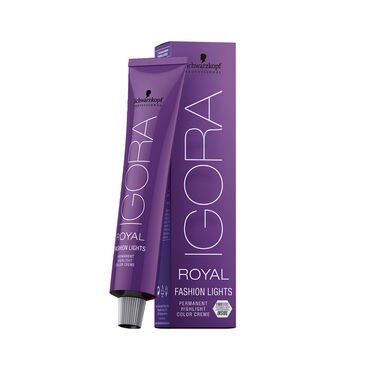 Schwarzkopf Professional Igora Royal Fashion Lights Salon Services