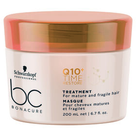 Schwarzkopf Professional Bonacure Q10 Ageless Hair Taming Treatment  200ml