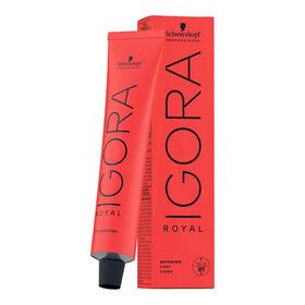 Schwarzkopf Professional Igora Royal Earthy Clay Permanent Hair Colour - 5-16 60ml