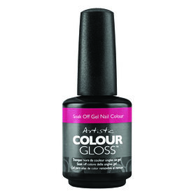 Artistic Colour Gloss Crave the Rave Collection Gel Nail Polish Dance All Night 15ml