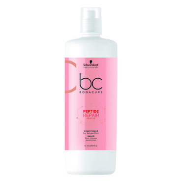 Schwarzkopf Professional Bonacure Peptide Hair Repair Rescue Conditioner 1L