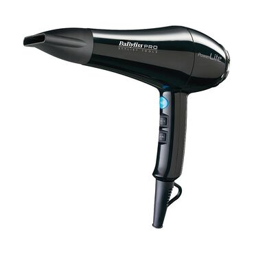 BaByliss PRO Powerlite Hair Dryer - Black