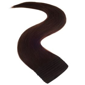 Satin Strands Weft Full Head Human Hair Extension - Jamacian Spice 18 Inch
