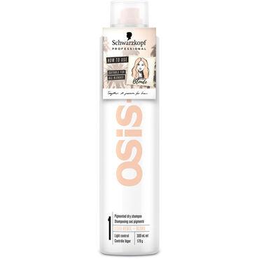Schwarzkopf Professional Osis Boho Rebel Pigmented Dry Shampoo Blonde 300ml