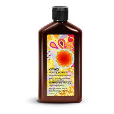 Amika Triple RX Shampoo 300ml