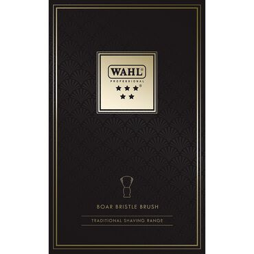 WAHL 5 Star Shaving Boar Brush 3.7cm