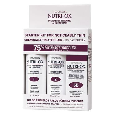 Naturelle Nutri-Ox Step 3B Treatment for Noticeably Thin - Chemically-Treated Hair