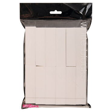 Salon Services WhiteBlock 240 Grit Pack of 12