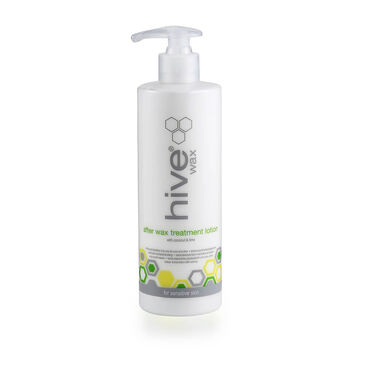 Hive of Beauty Coconut & Lime After Wax Treatment Lotion 400ml
