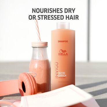 Wella Professionals Invigo Nutri-Enrich Shampoo 1000ml