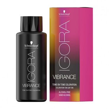 Schwarzkopf Professional Igora Vibrance Semi Permanent Hair Colour - Dark Blonde Violete Extra 6-99 60ml