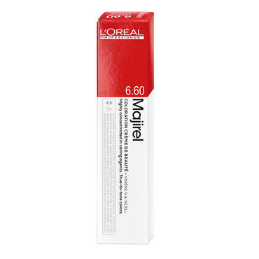 L'Oréal Professionnel Majirel Permanent Hair Colour - 5.6 Light Red Brown 50ml