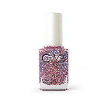Color Club Hypnotic Hologram Collection, Top Shelf Nail Lacquer Top Shelf 15ml