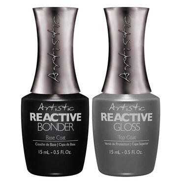 Artistic Colour Revolution Duo Pack - Reactive Bonder & Gloss 2 x 15ml