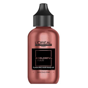 L'Oréal Professionnel #Colorfulhair Flash Pro Hair Make-Up Dancing Pink 60ml