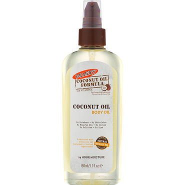 Palmer's Coconut Oil Formula Coconut Oil Body Oil  150ml
