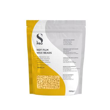 S-PRO Vanilla Hot Film Wax Bag, 700g