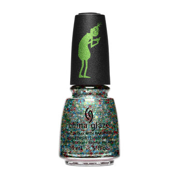 China Glaze The Grinch Collection Nail Lacquer Resting Grinch Face 14 ml