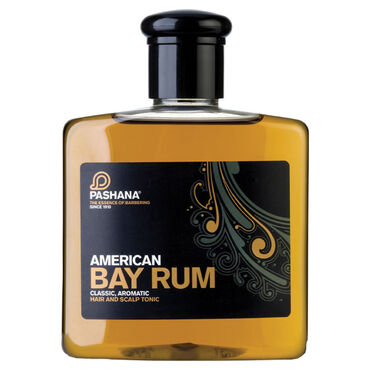 Pashana American Bay Rum Classic Hair Tonic 250ml