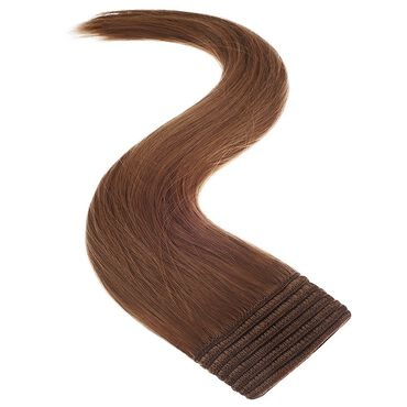 Satin Strands Weft Full Head Human Hair Extension - Barcelona 22 Inch