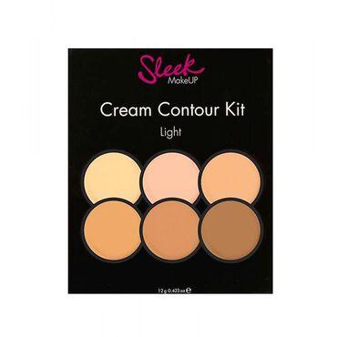 Sleek MakeUP Contour Kit - Light 12g