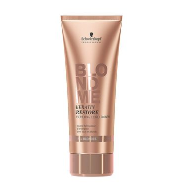 Schwarzkopf Professional BlondMe Keratin Restore Bonding Conditioner - All Blondes 250ml