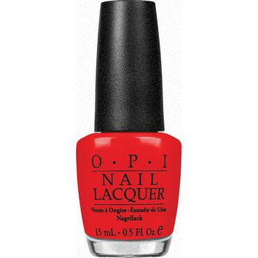 OPI Nail Lacquer - Red My Fortune Cookie 15ml