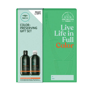 Paul Mitchell Tea Tree Color-Preserving Gift Set