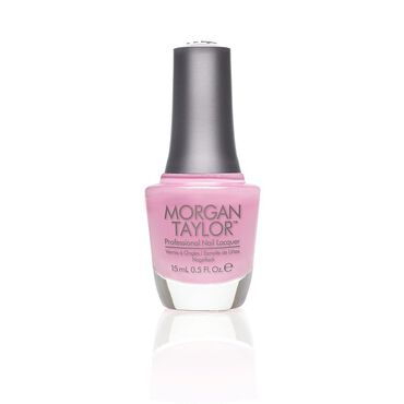 Morgan Taylor Nail Lacquer - Make Me Blush 15ml