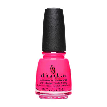 China Glaze Shades of Paradise Collection Nail Lacquer Don't Be Sea Salty 14ml