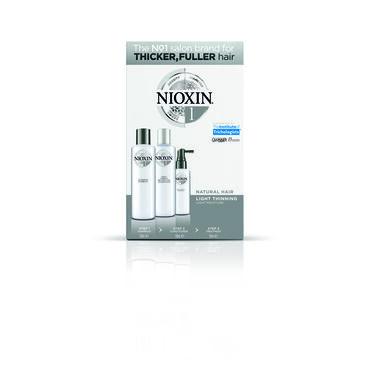 Wella Professionals Nioxin Trial Kit System 1