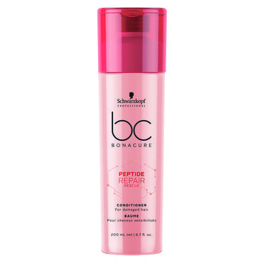 Schwarzkopf Professional Bonacure Peptide Repair Rescue Conditioner 200ml