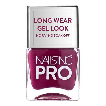Nails Inc Pro Gel Effect Polish 14ml - Eaton Mews