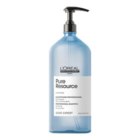 L'Oréal Professionnel Serie Expert Pure Resource Purifying Professional Shampoo 1500ml