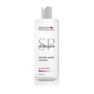 Strictly Professional Face Micellar Water 500ml
