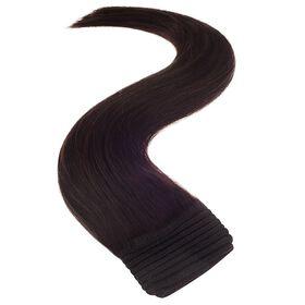 Satin Strands Weft Full Head Human Hair Extension - Casablanca 18 Inch