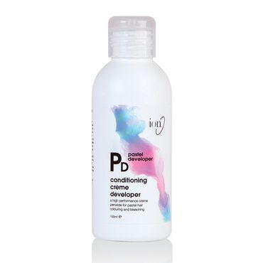 Ion Peroxide Pastel Crème Developer 3% 10 Vol 100ml