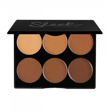 Sleek MakeUP Contour Kit - Dark 12g