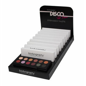 Bodyography Disco 'Til Dawn Display 9 Piece