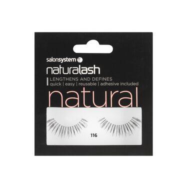 Naturalash 116 Black Strip Lashes